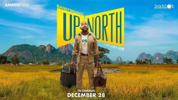 "Adesua Etomi-Wellington & Ibrahim Suleiman are in Love in new movie ""Up North"""