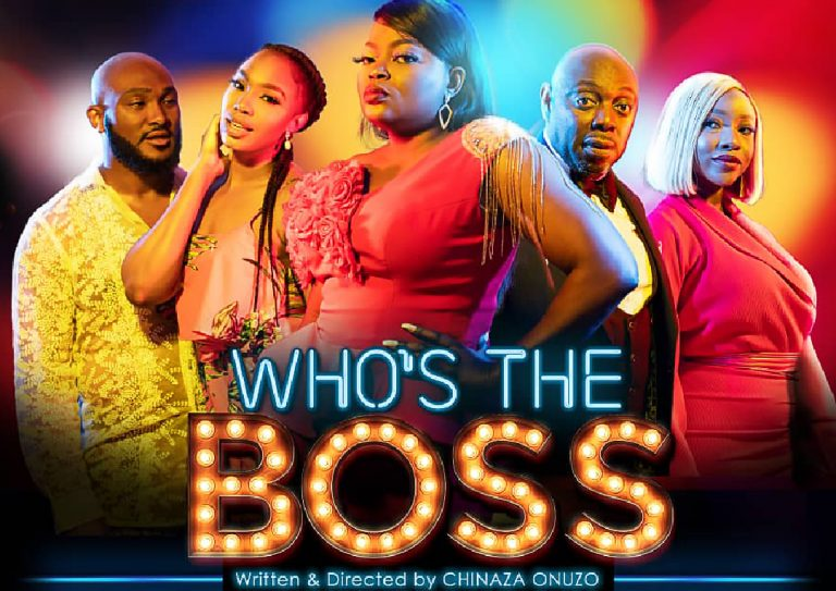 Inkblot Productions ' Who's The Boss set to drop this February